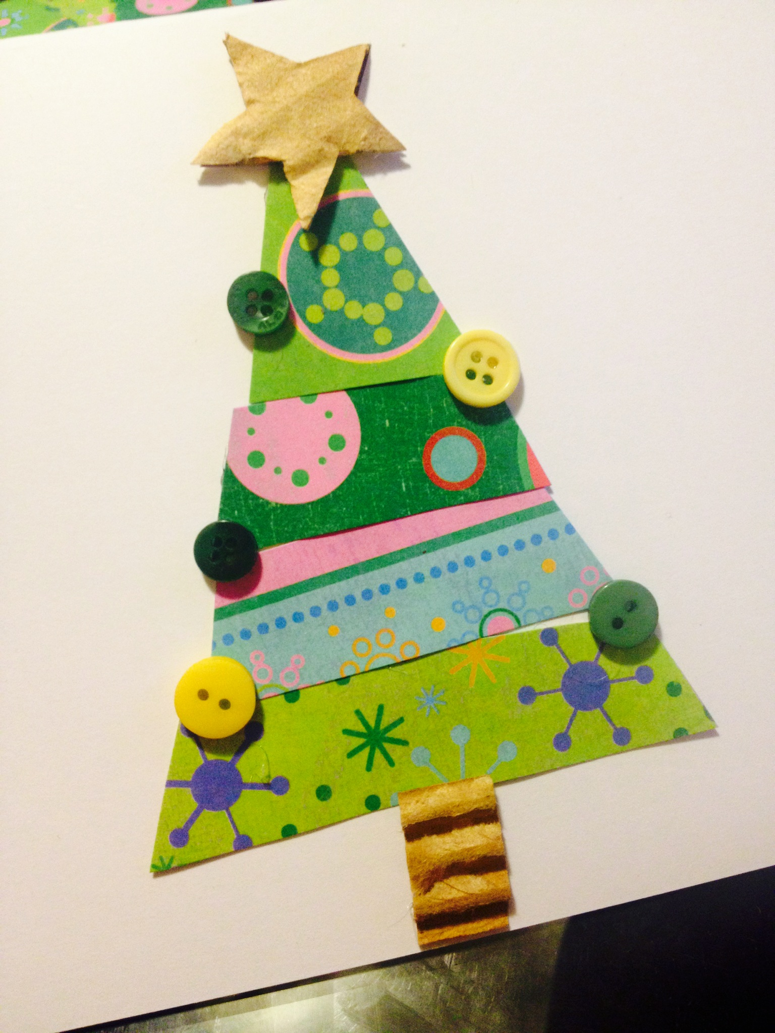 DIY Christmas Cards | The Jill of all Trades